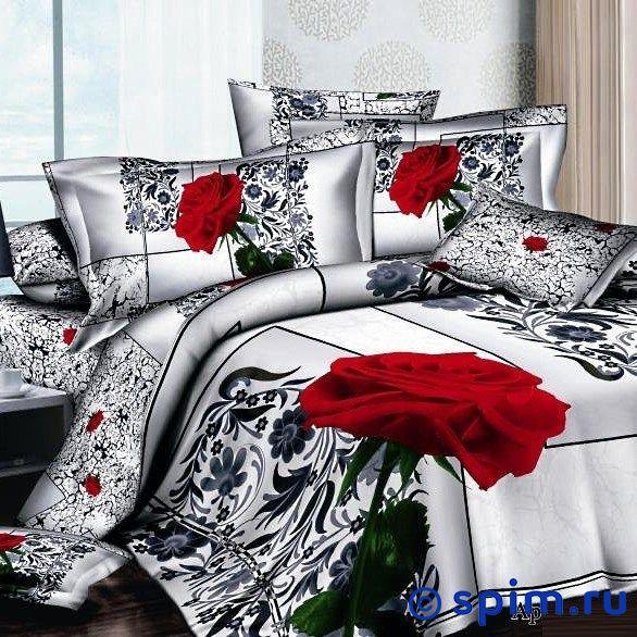 Постельное белье Diva Afrodita Premium-3D PR-121 Двуспальное постельное белье diva afrodita постельное белье