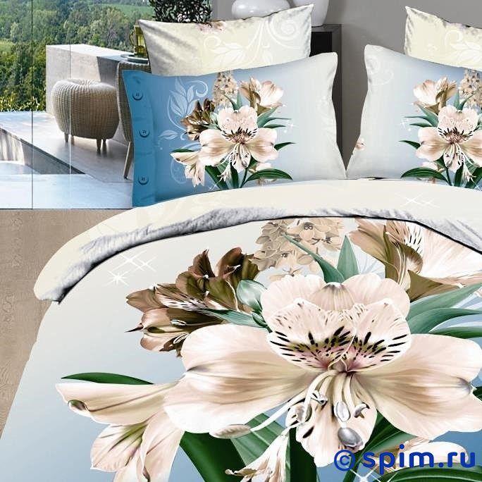 Постельное белье Diva Afrodita Premium-3D PR-259 Двуспальное постельное белье diva afrodita постельное белье