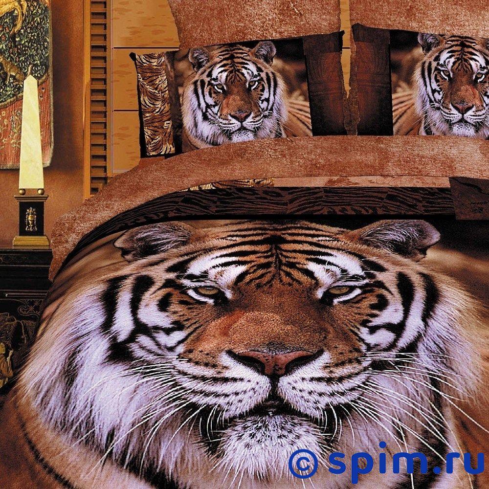 Постельное белье Diva Afrodita Premium-3D PR-290 Двуспальное постельное белье diva afrodita постельное белье