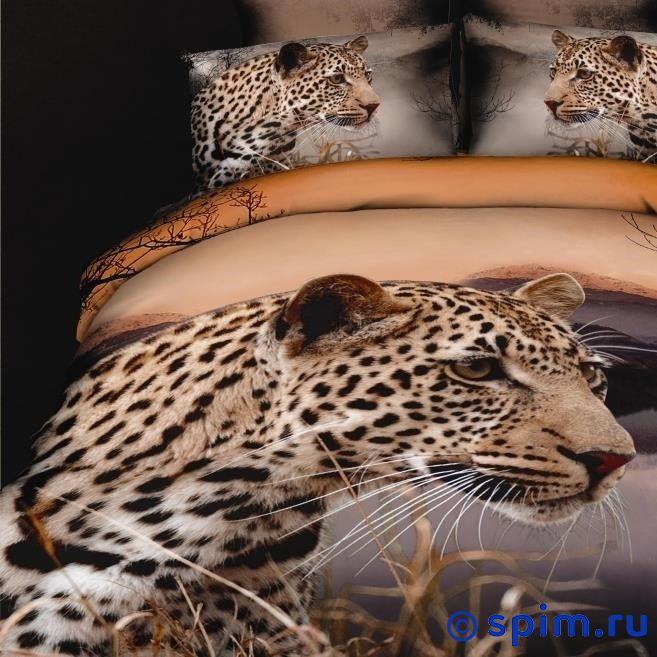 Постельное белье Diva Afrodita Premium-3D PR-296 Двуспальное постельное белье diva afrodita premium 3d pr 027 двуспальное