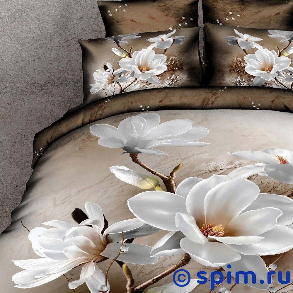 Постельное белье Diva Afrodita Premium-3D PR-337 Двуспальное постельное белье diva afrodita постельное белье