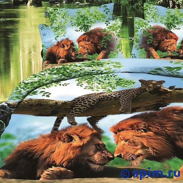 Постельное белье Diva Afrodita Premium-3D PR-359 Двуспальное постельное белье diva afrodita premium 3d pr 359 двуспальное