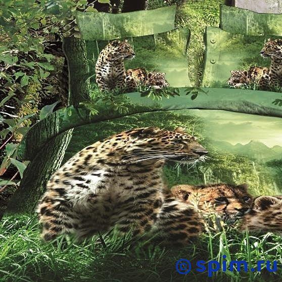 Постельное белье Diva Afrodita Premium-3D PR-366 Двуспальное