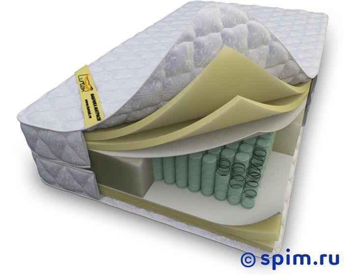 Матрас Luntek-18 Mega Foam-6 200х190 см матрас luntek 18 foam 2 90x190