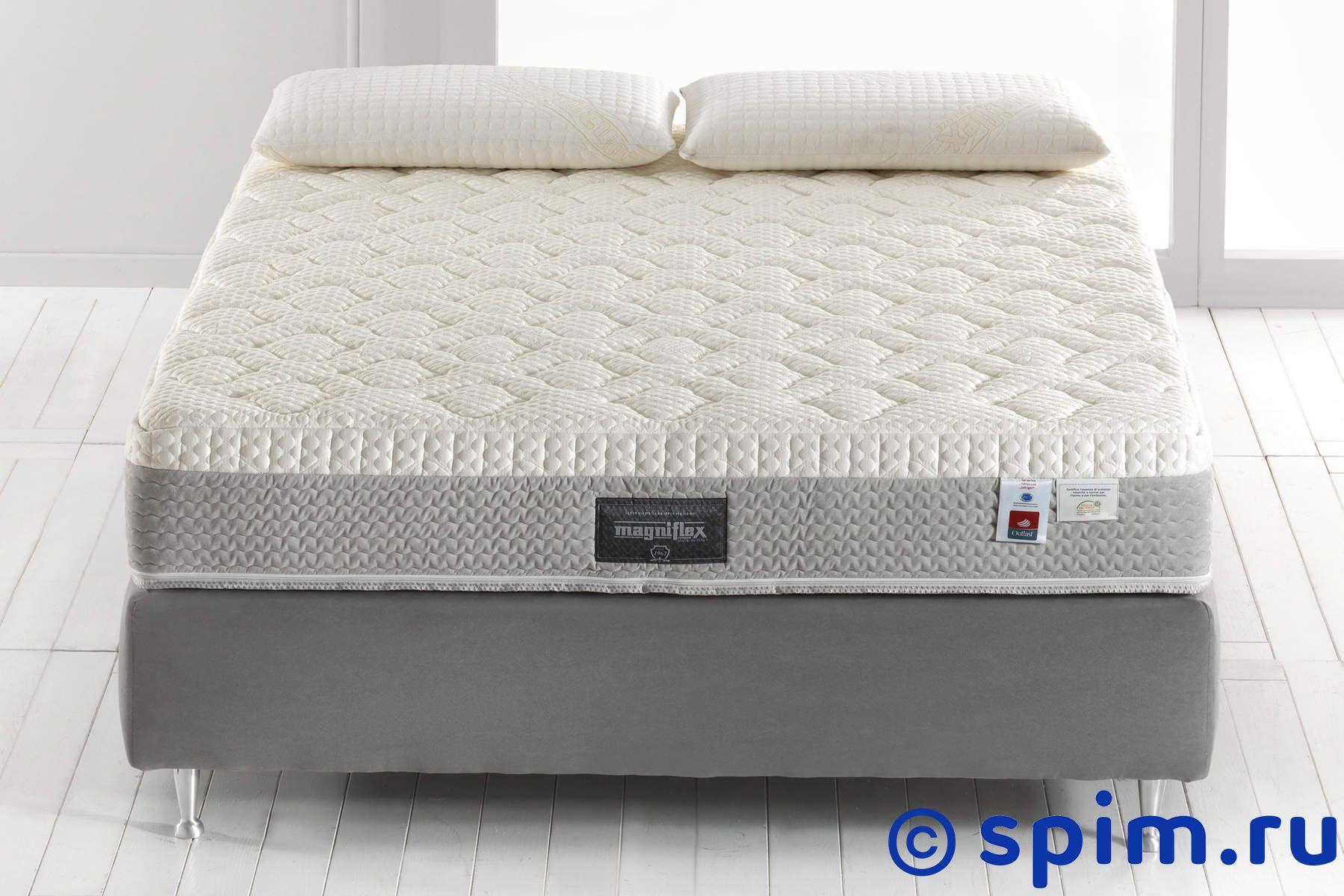 Матрас Magniflex Comfort Plus 10 200х200 см флокированный матрас кровать матрас comfort 203х152х51 см