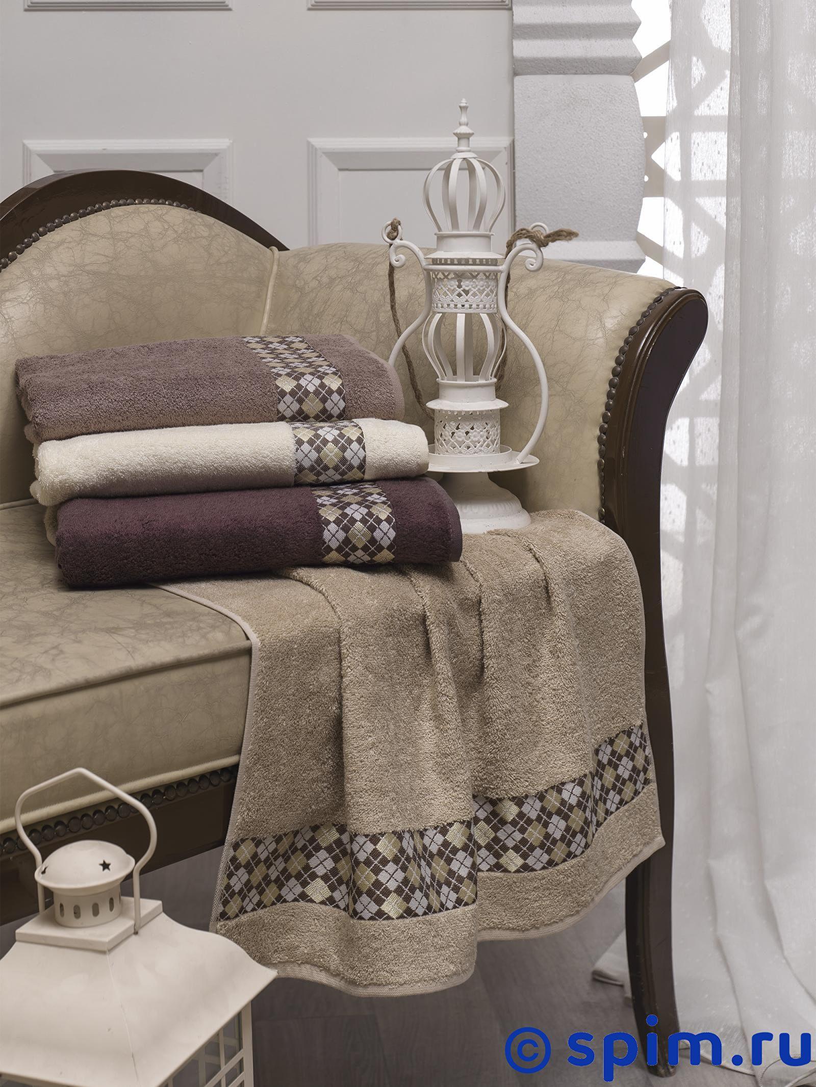 Набор из 4-х полотенец Do&co Ecose 50х90 см полотенца do n co полотенце lady цвет мятный набор