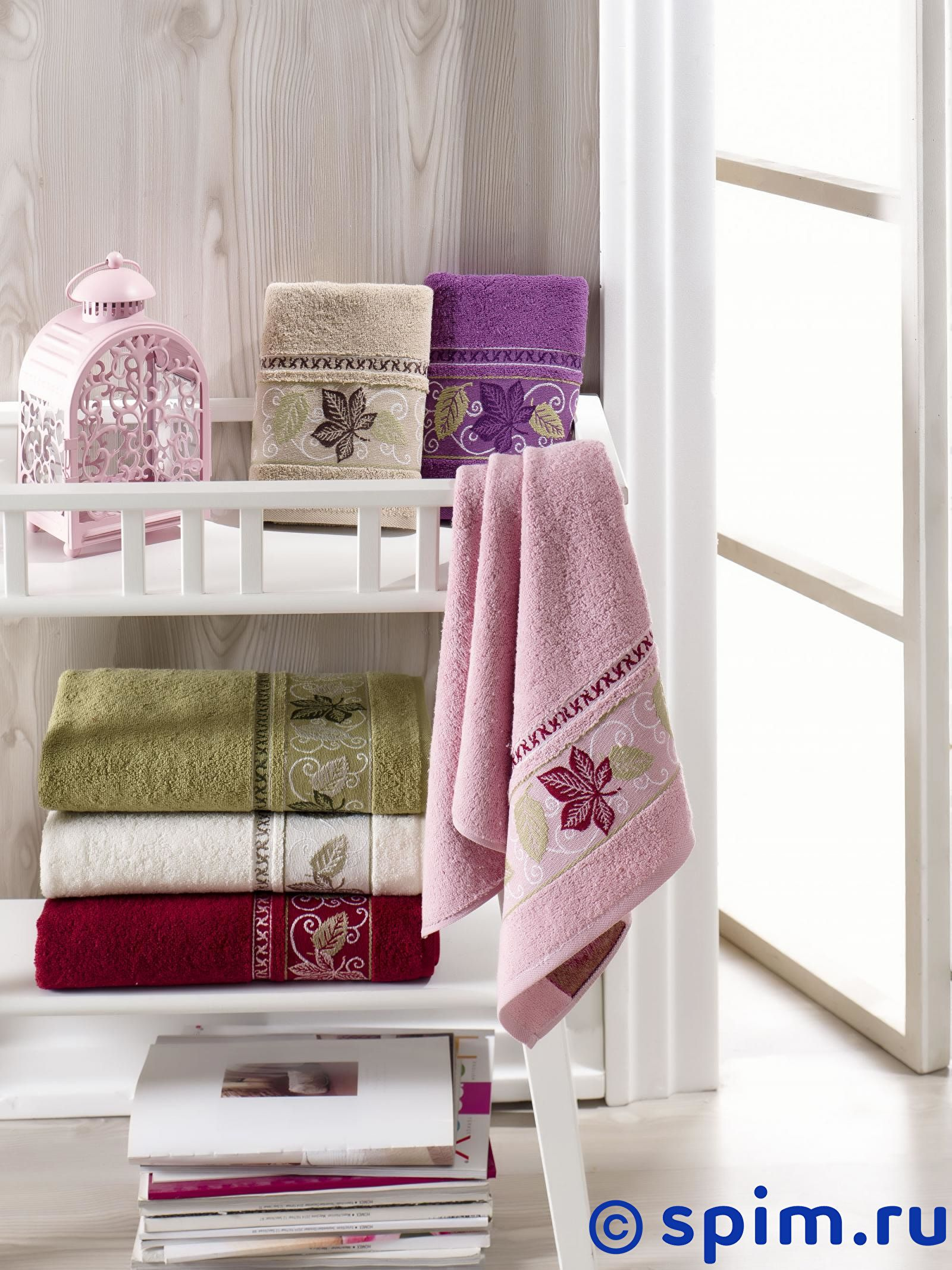 Полотенце Do&co Cinar Soft 70х140 см (6 шт.) полотенце do