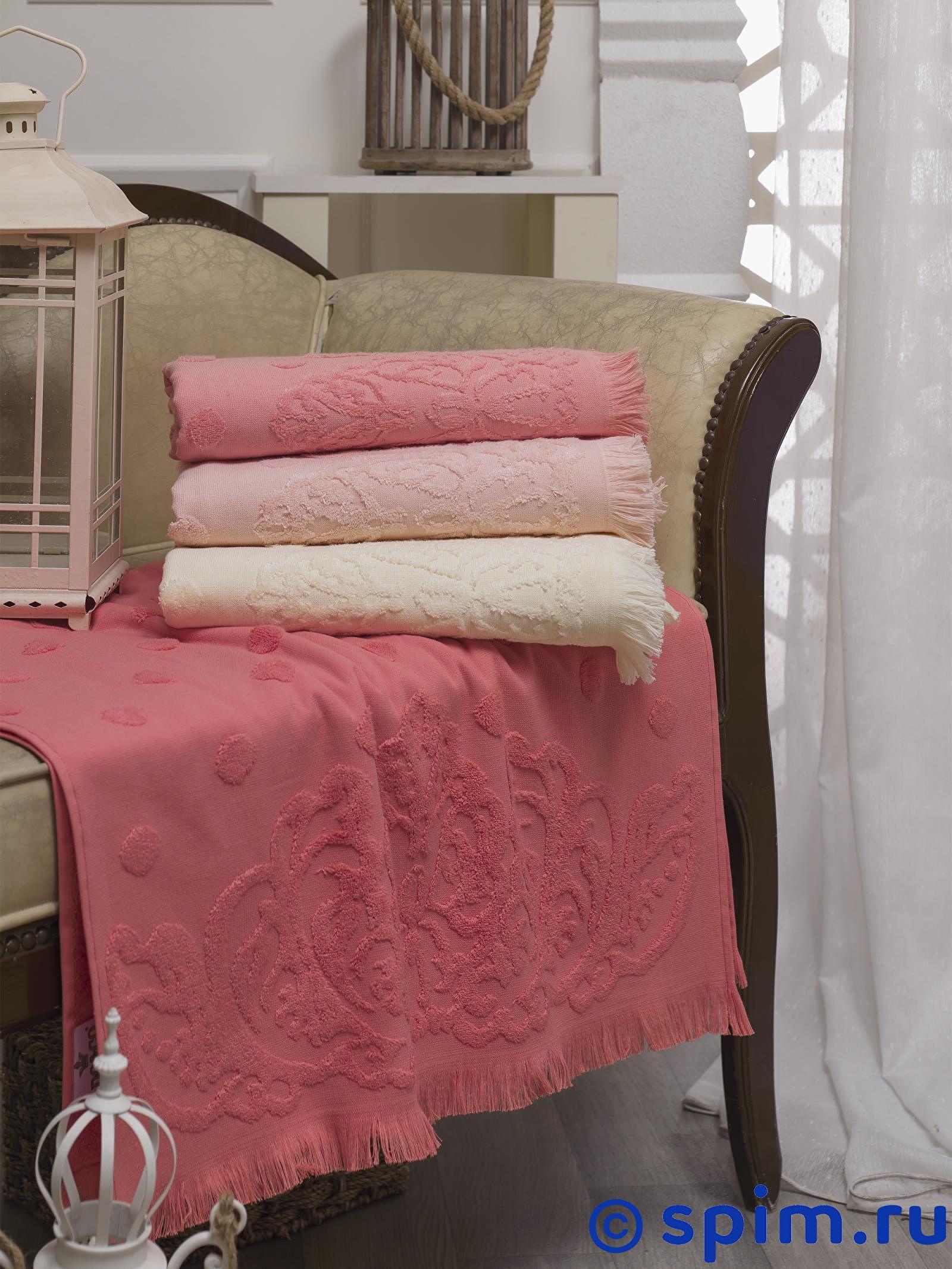 Набор из 4-х полотенец Do&co Damask 70х140 см полотенца do n co полотенце lady цвет мятный набор