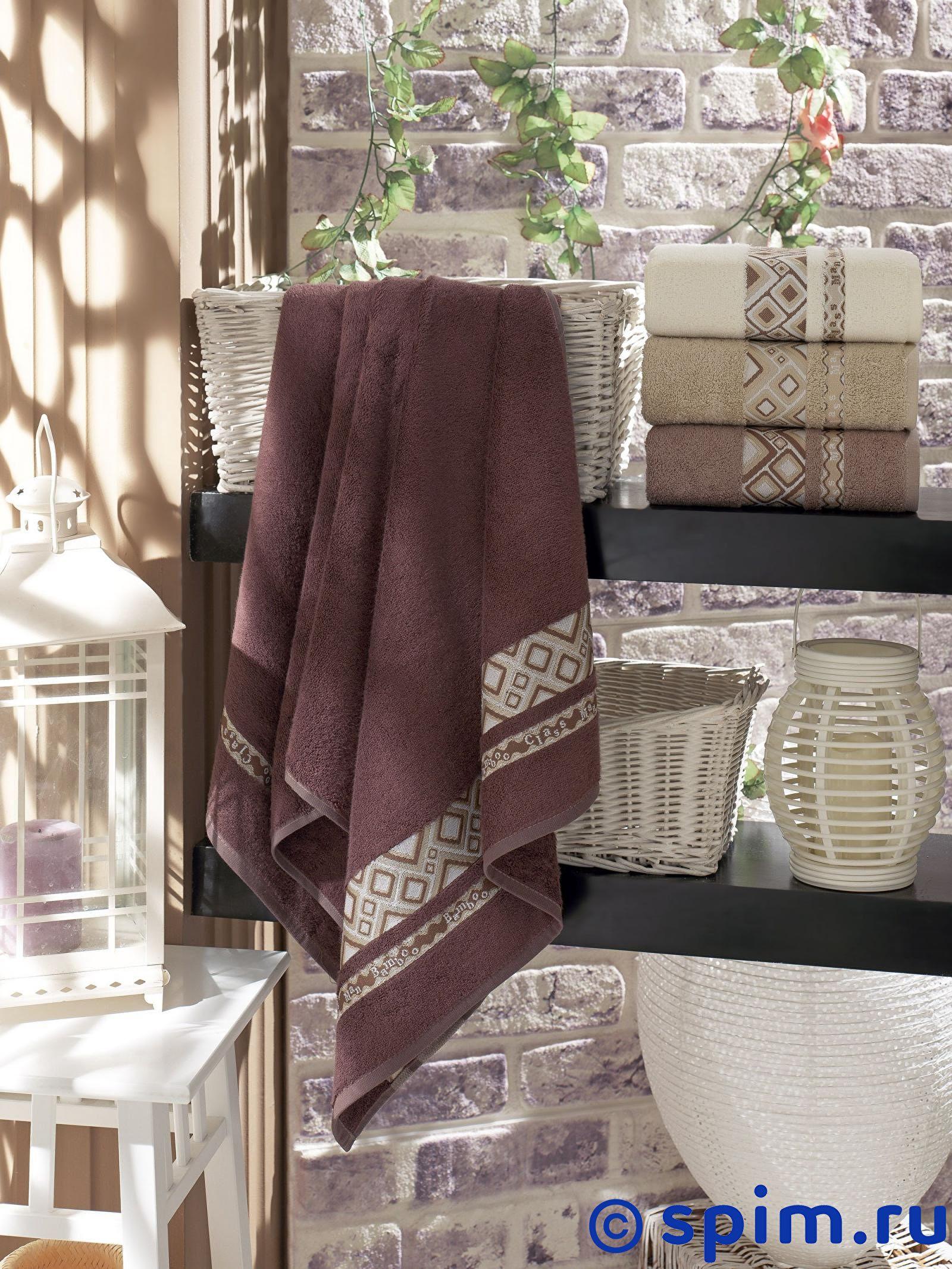 Набор из 4-х полотенец Do&co Camellia 50х90 см полотенца do n co полотенце lady цвет мятный набор