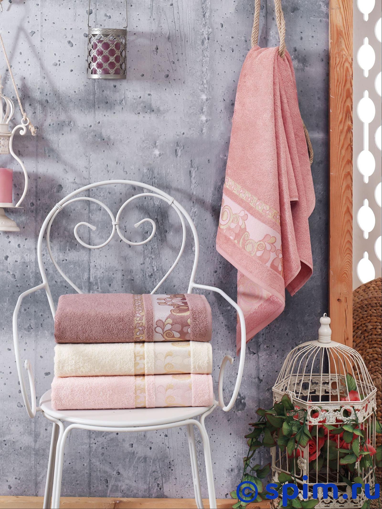 Набор из 4-х полотенец Do&co Hanna 70х140 см полотенца do n co полотенце lady цвет мятный набор