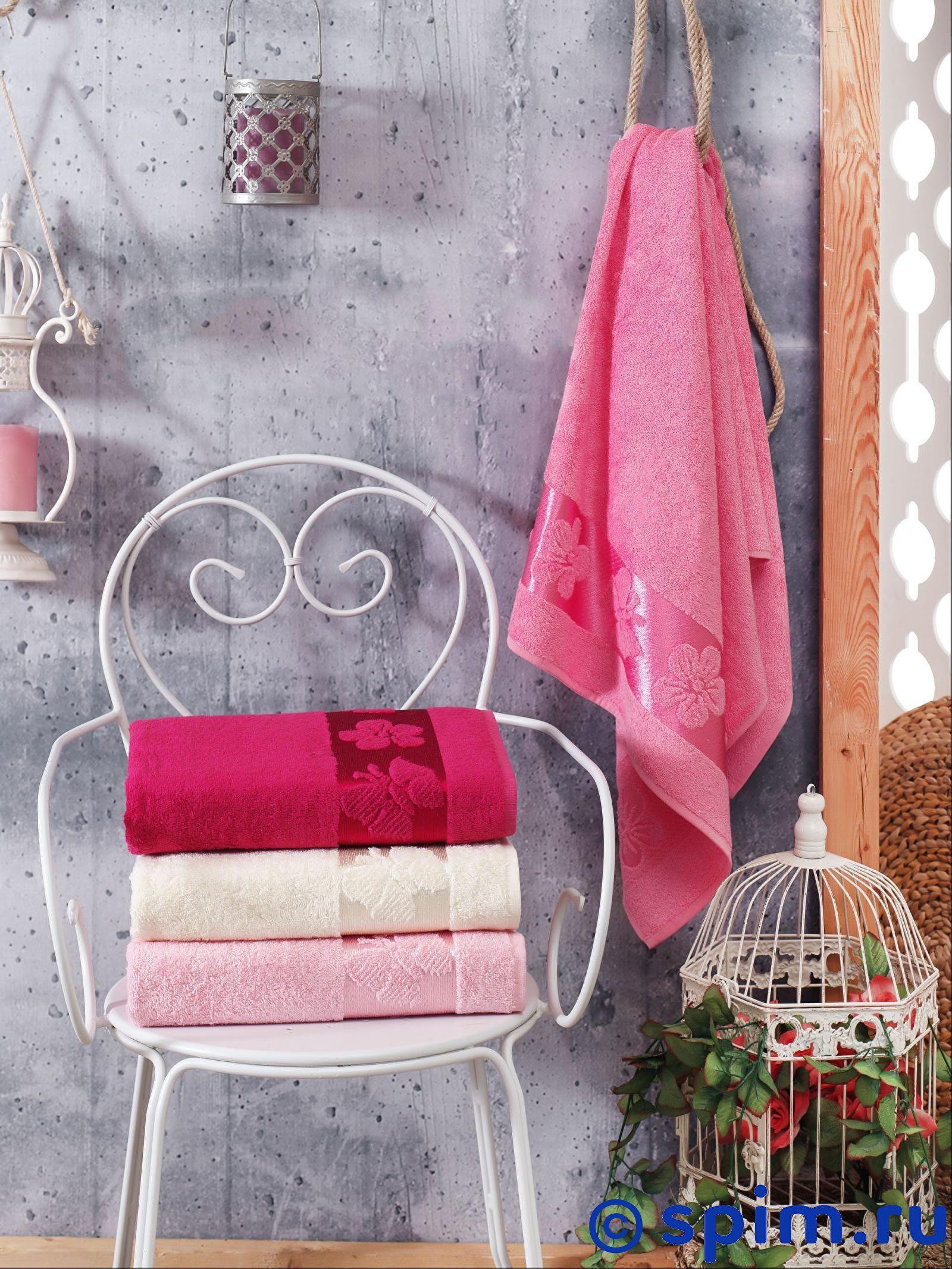 Набор из 4-х полотенец Do&co May 70х140 см полотенца do n co полотенце lady цвет мятный набор