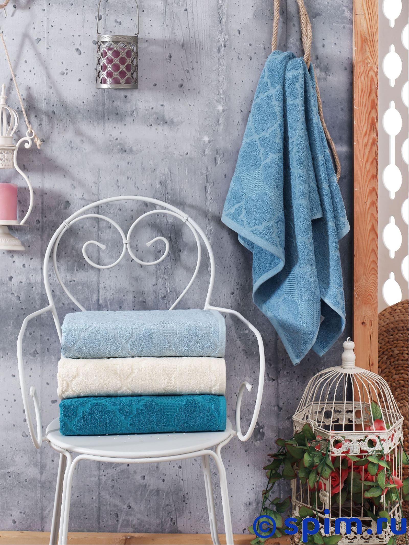 Набор из 4-х полотенец Do&co Crystar 50х90 см полотенца do n co полотенце lady цвет мятный набор