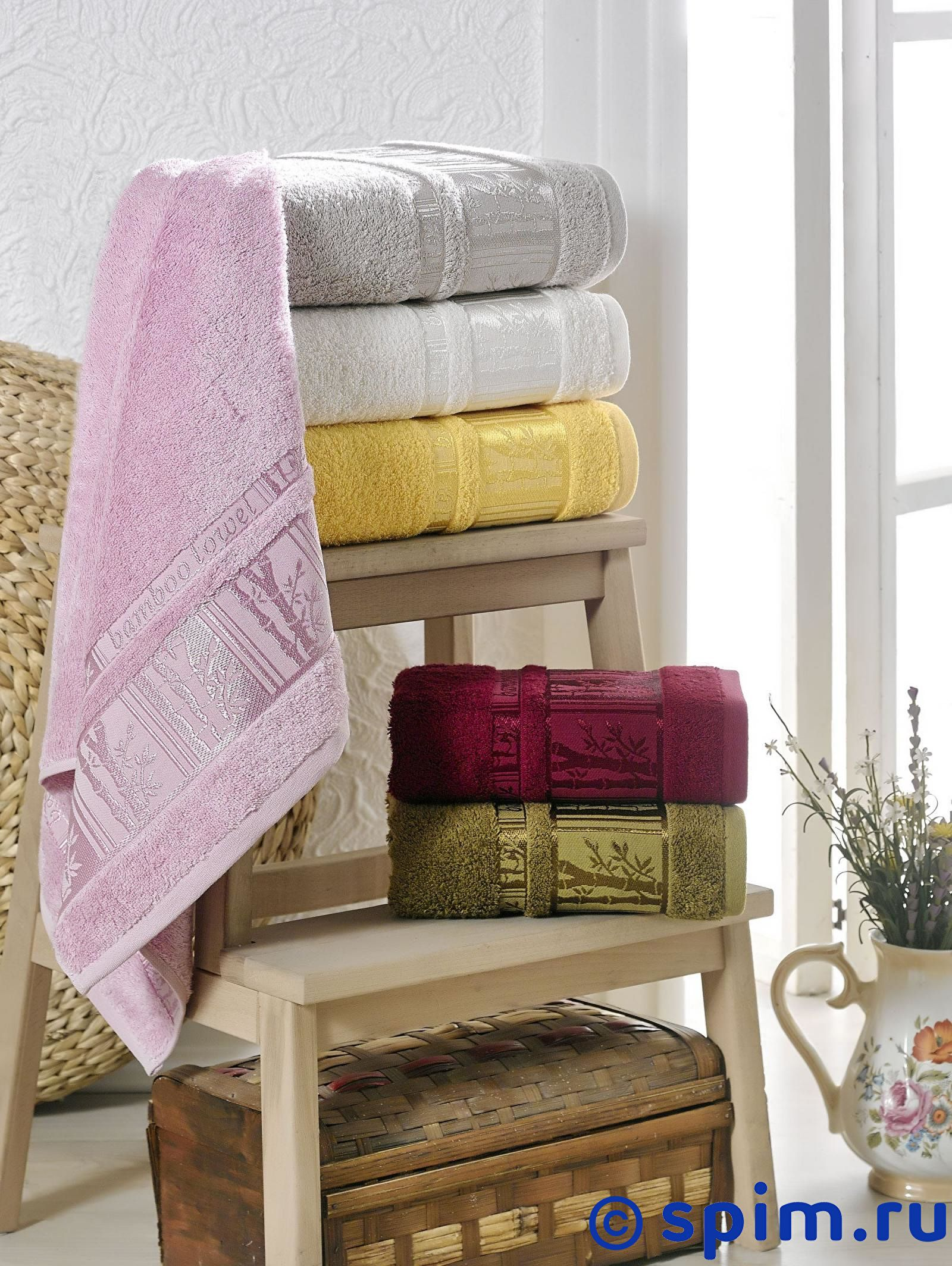 Набор из 6-ти полотенец Philippus Slow Towel 50х90 см 50х90 см сирень classik б 50х90 70х130 в коробке набор полотенец фиеста