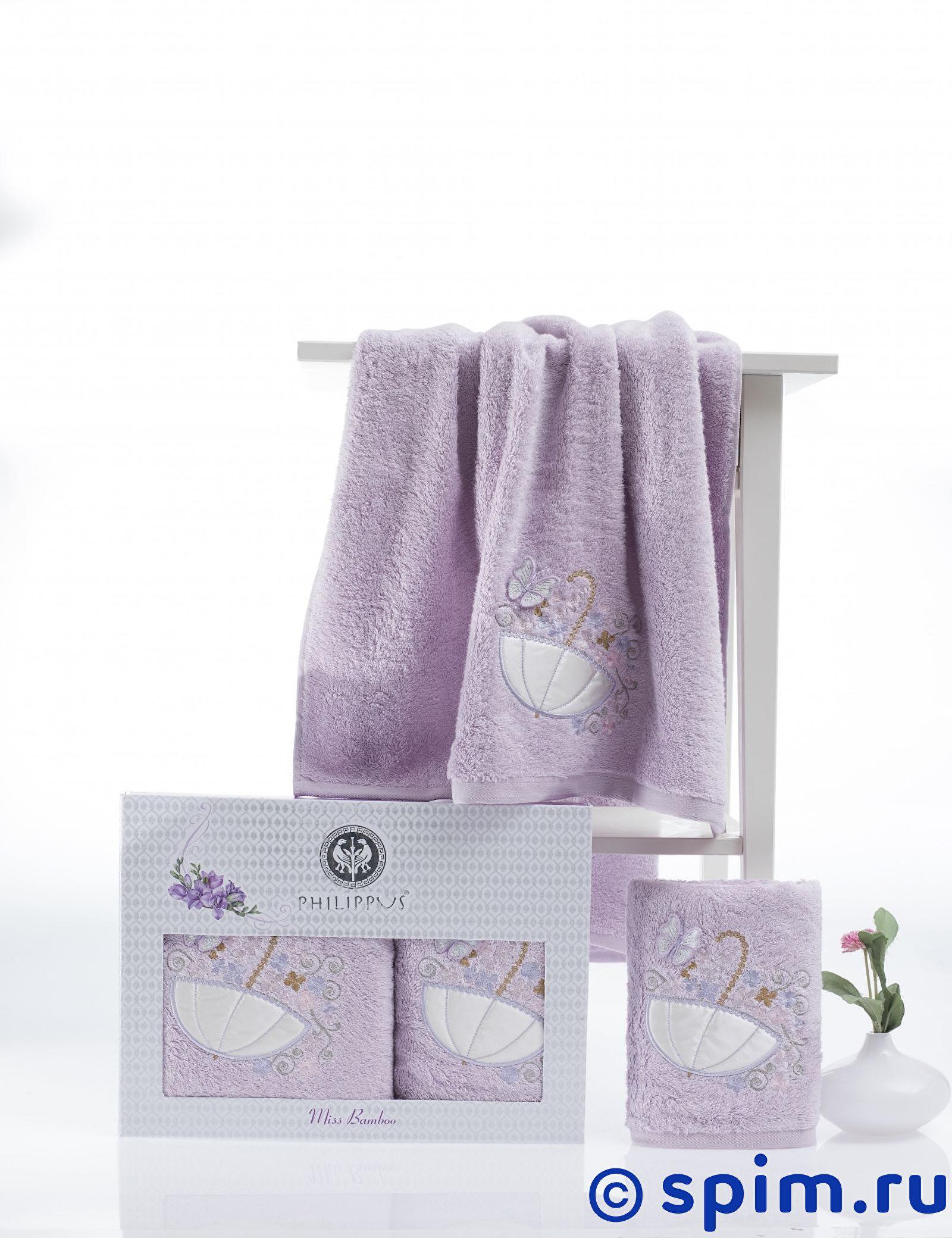 Комплект из 2-х полотенец Philippus Victoria полотенца philippus полотенце laura 50х90 см 6 шт