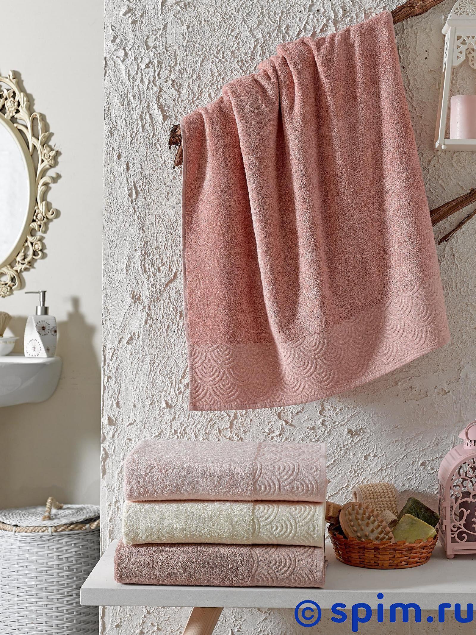 Набор из 4-х полотенец Do&co Rainbow 50х90 см полотенца do n co полотенце lady цвет мятный набор