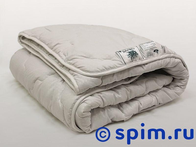 Одеяло бамбуковое Natures Бархатный бамбук, всесезонное 170(172)х205 см одеяло теплое легкие сны бамбук наполнитель бамбуковое волокно 172 х 205 см