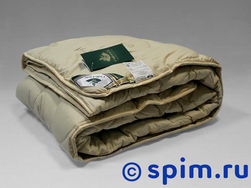 Одеяло шерстяное Natures Дар востока, всесезонное 140х205 см