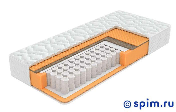 Матрас Орматек Ecology Vitality 200х195 см флокированный матрас кровать матрас comfort 203х152х51 см