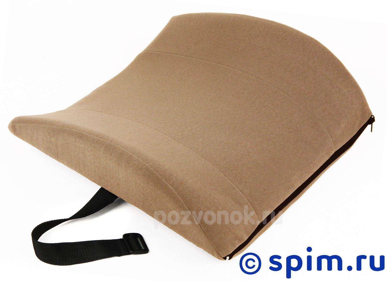 Поясничная подушка Суппорт-Комфорт подушки ортопедические польза подушка ортопедическая поясничная