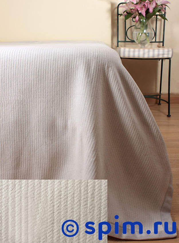 Плед-покрывало Luxberry Лебяжий пух 150х220, светло-серый