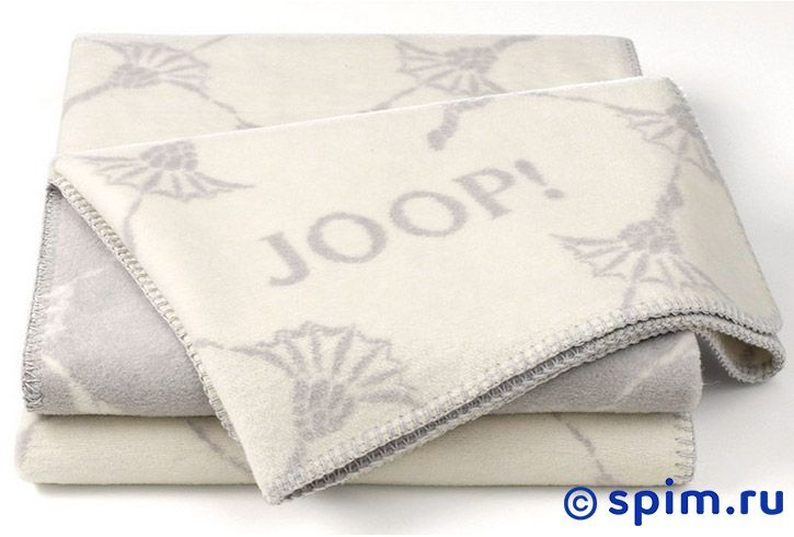Плед Joop! Cornflower allover, 150х200 см плед joop zigzag