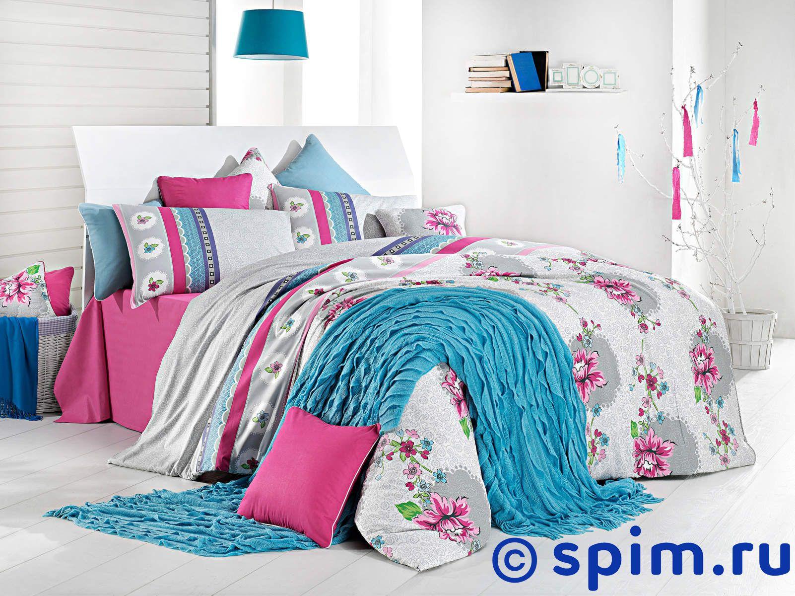 Постельное белье Issimo Floris Евро-стандарт постельное белье issimo salome евро стандарт