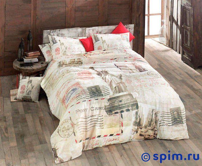 Постельное белье Issimo York Евро-стандарт постельное белье issimo soho евро стандарт