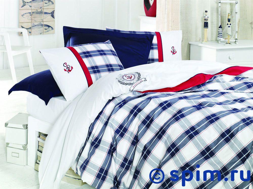 Постельное белье Issimo Nautical Евро-стандарт постельное белье issimo soho евро стандарт