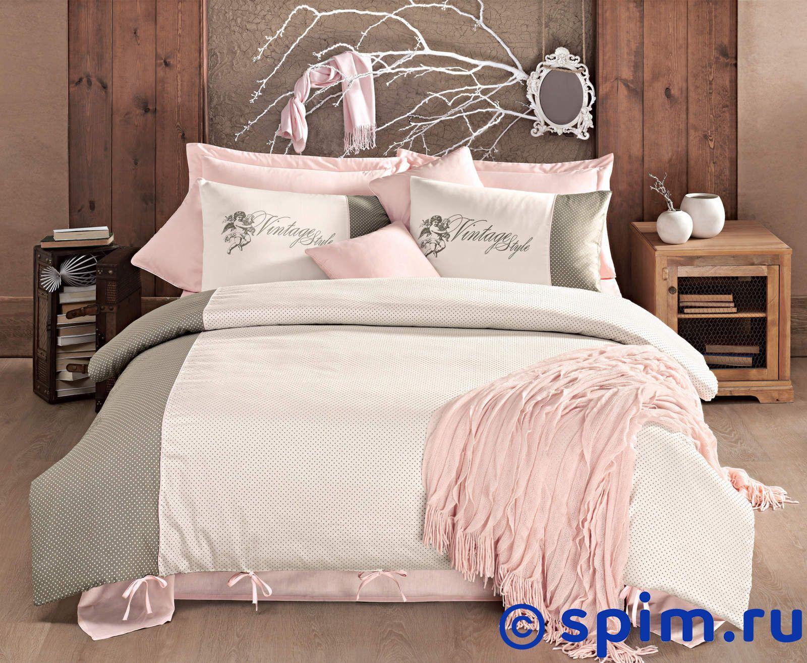 Постельное белье Issimo Nelson Евро-стандарт постельное белье issimo home комплект постельного белья rosy сатин 200тс 100