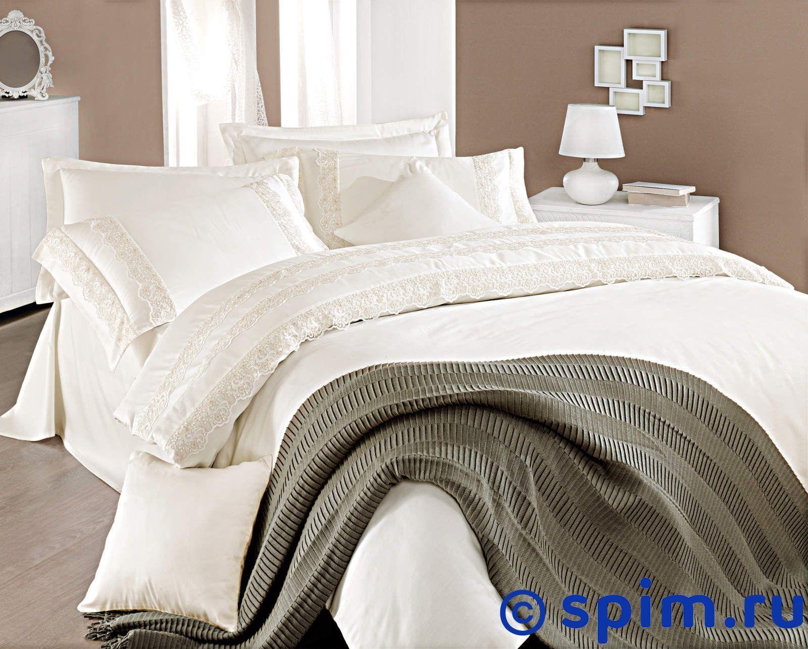Постельное белье Issimo Saphir Евро-стандарт постельное белье issimo salome евро стандарт