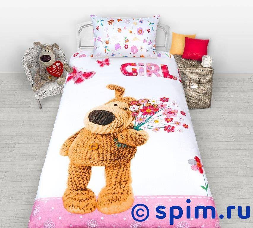 Постельное белье Disney Boofle girl от spim.ru