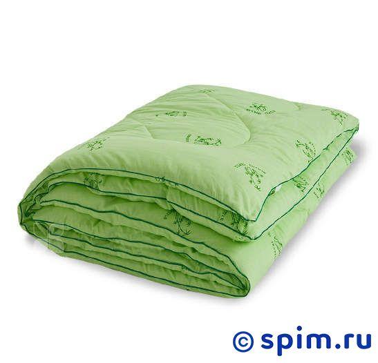 Одеяло Легкие сны Бамбук, теплое 110х140 см одеяло теплое легкие сны бамбук наполнитель бамбуковое волокно 172 х 205 см