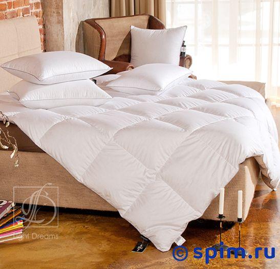 Одеяло пуховое Light Dreams Bliss, теплое 140х205 см