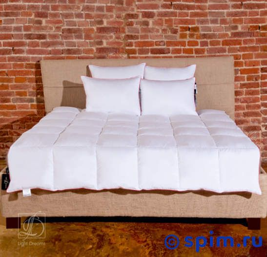 Пуховое одеяло Light Dreams Desire, легкое 140х205 см