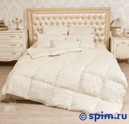 Пуховое одеяло Легкие сны Камелия, легкое 200х220 см