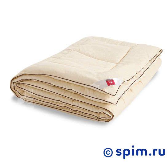 Шерстяное одеяло Легкие сны Милана, теплое 110х140 см