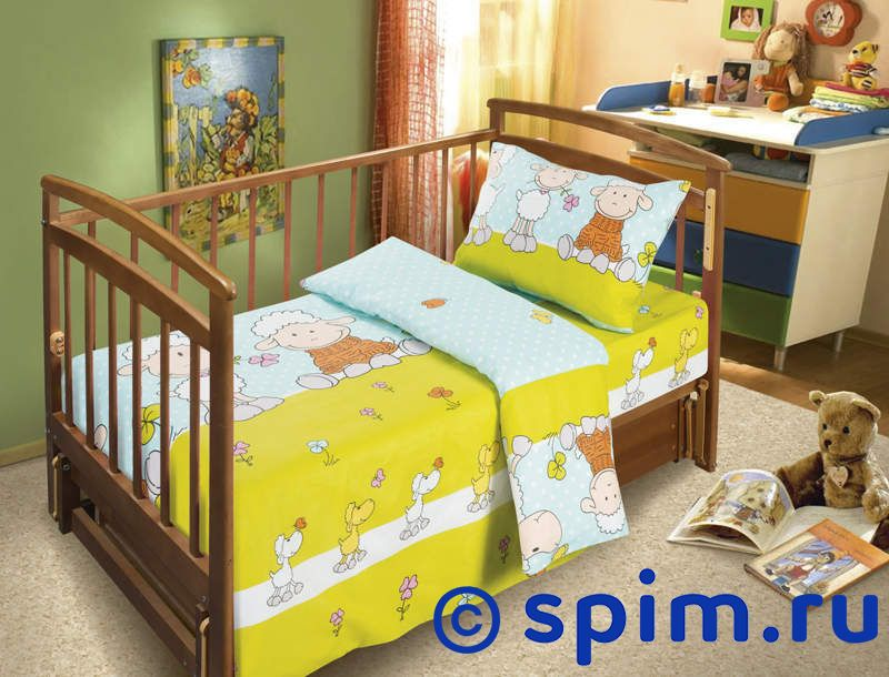 Детский комплект Адель Барашки