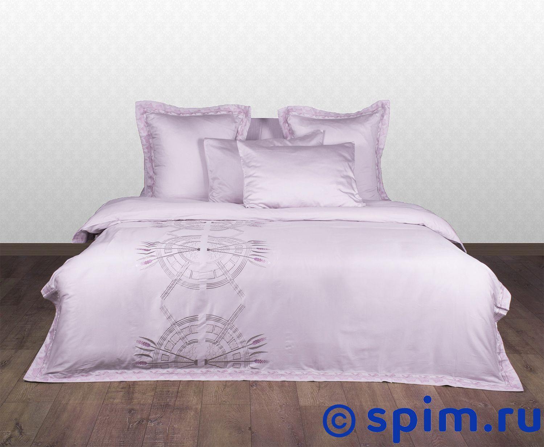 Постельное белье Helgi Home Роял Солтворкс, лавандовая дымка 1.5 спальное helgi home подушка декоративная роял солтворкс