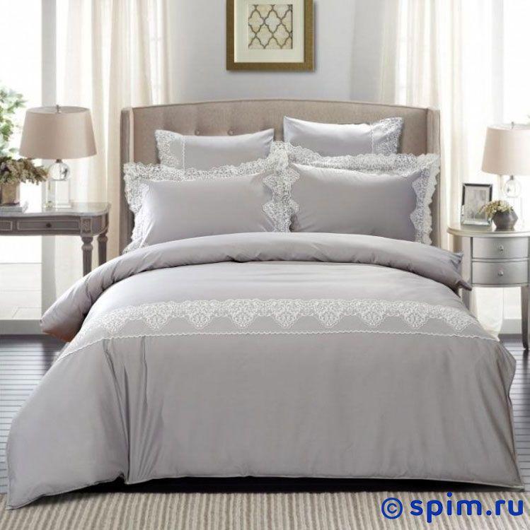 Постельное белье Asabella 733 Евро-стандарт постельное белье luxe dream шоколад евро стандарт