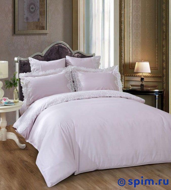 Постельное белье Asabella 734 Евро-стандарт постельное белье luxe dream шоколад евро стандарт