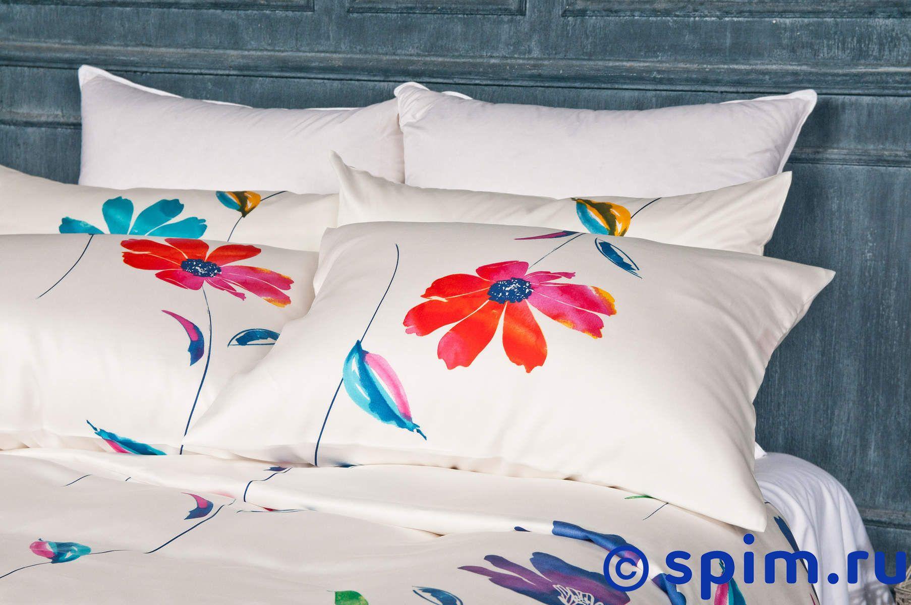 Постельное белье Johann Hefel Aquarellblumen 1.5 спальное постельное белье johann hefel uni евро стандарт
