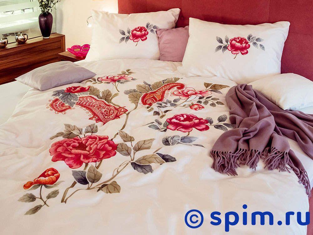 Постельное белье Johann Hefel Rose N' Paisley 1.5 спальное постельное белье johann hefel uni евро стандарт