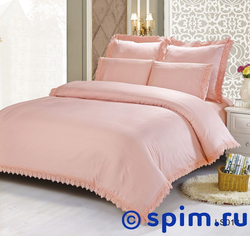 Постельное белье KingSilk Ls-13 Евро-стандарт