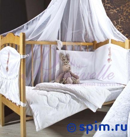 Кoмплект в детскую кроватку Lovely Primavelle (5 предметов) балдахин на детскую кроватку купить в пензе