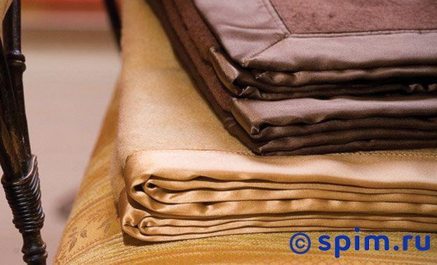 Шелковый плед Primavelle Silk с атласной лентой 170х205 см