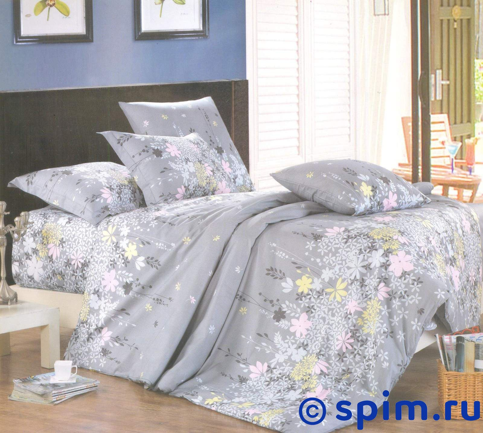 Комплект СайлиД А148 1.5 спальное