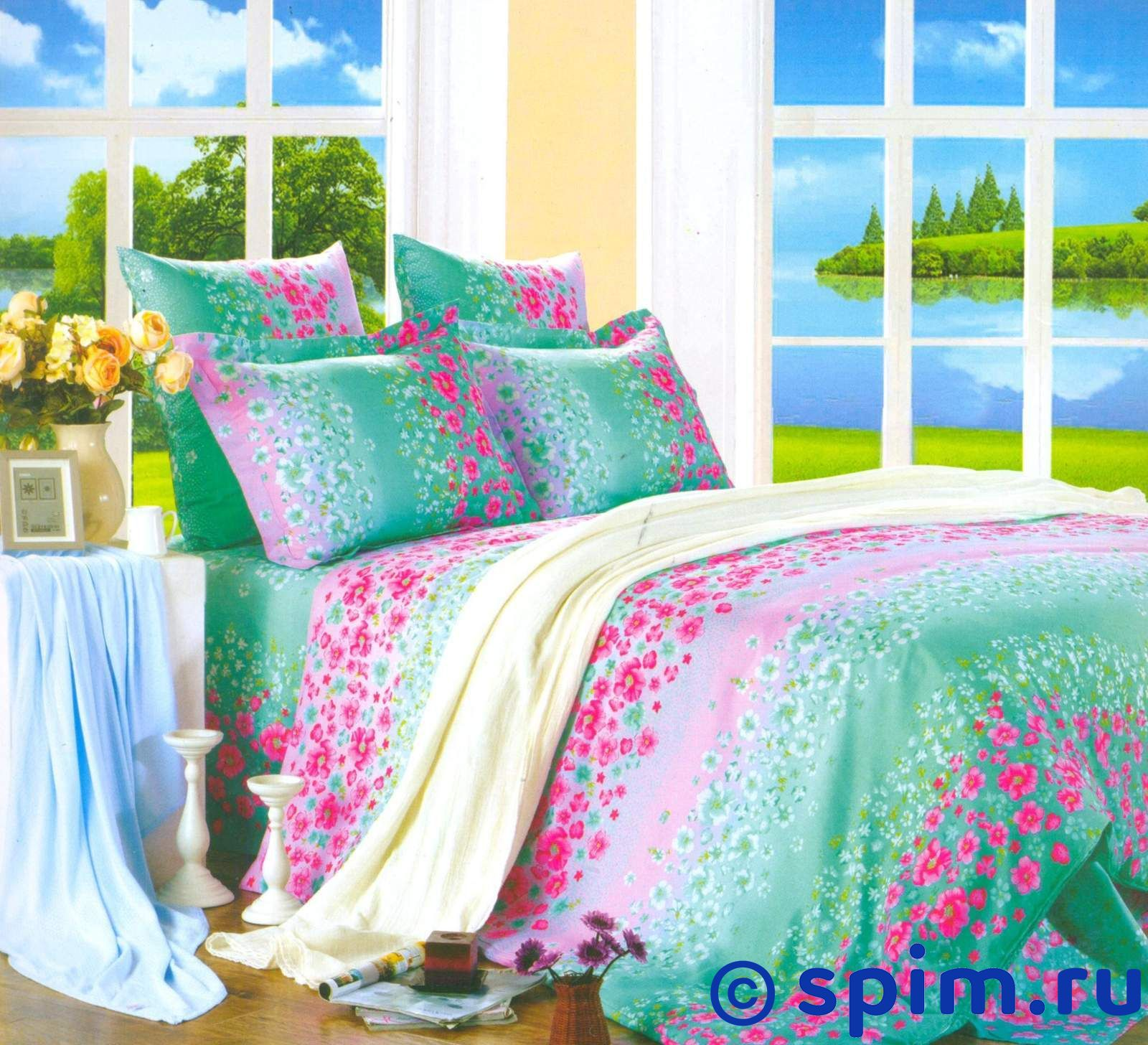 Постельное белье СайлиД А153 1.5 спальное