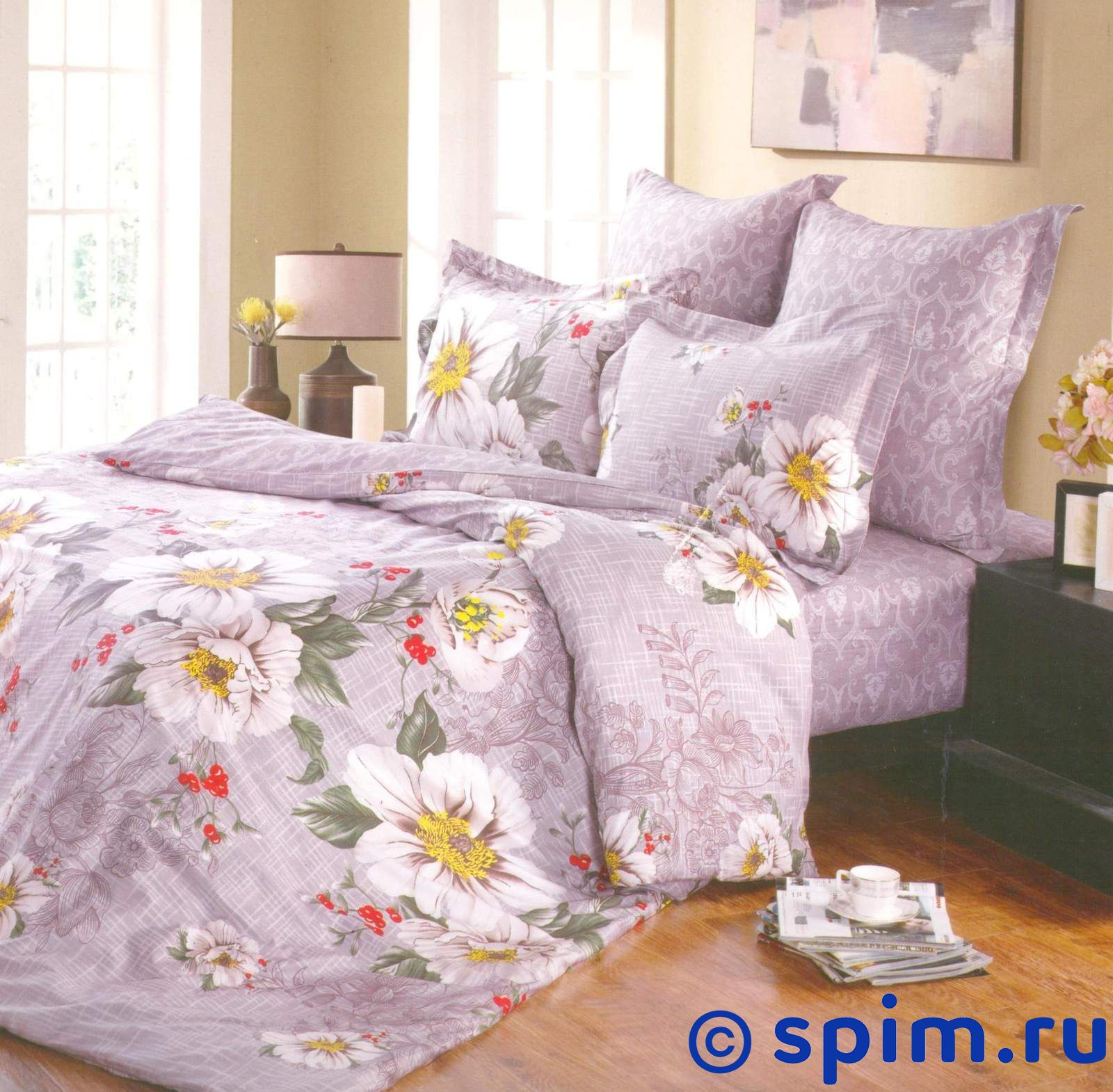 Постельное белье СайлиД В112 1.5 спальное