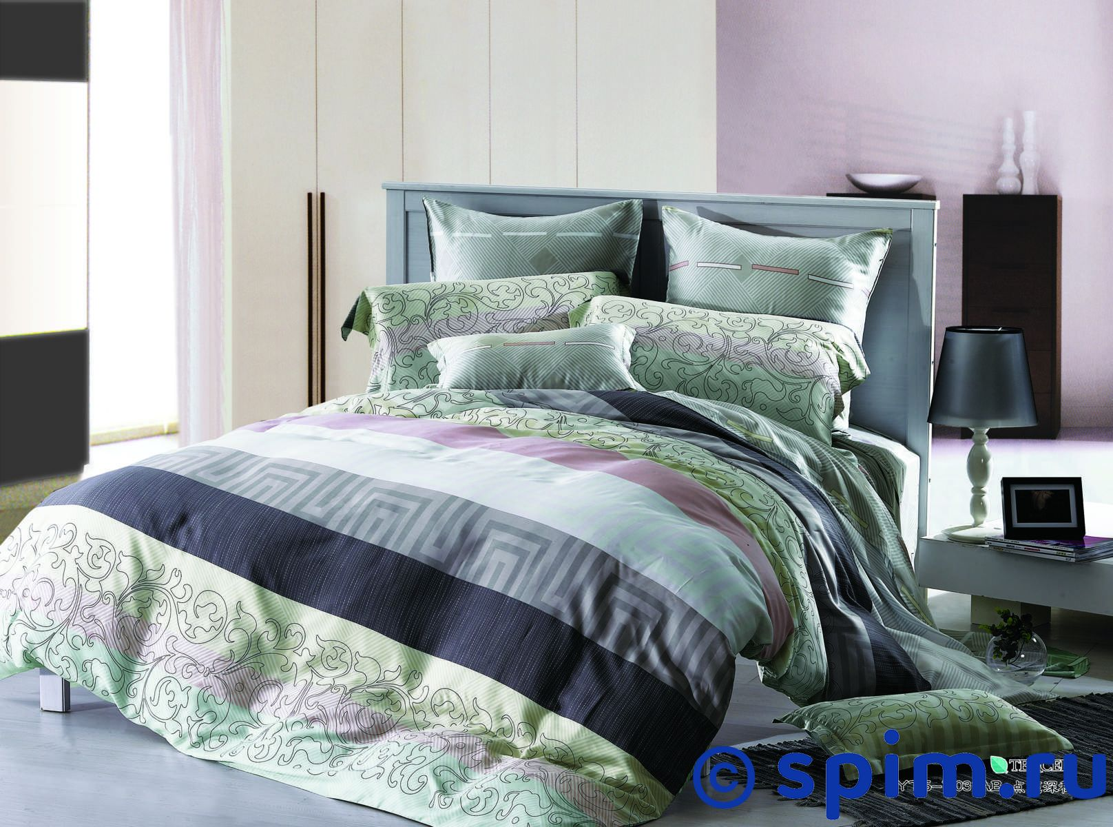 Комплект СайлиД E33 2 спальное