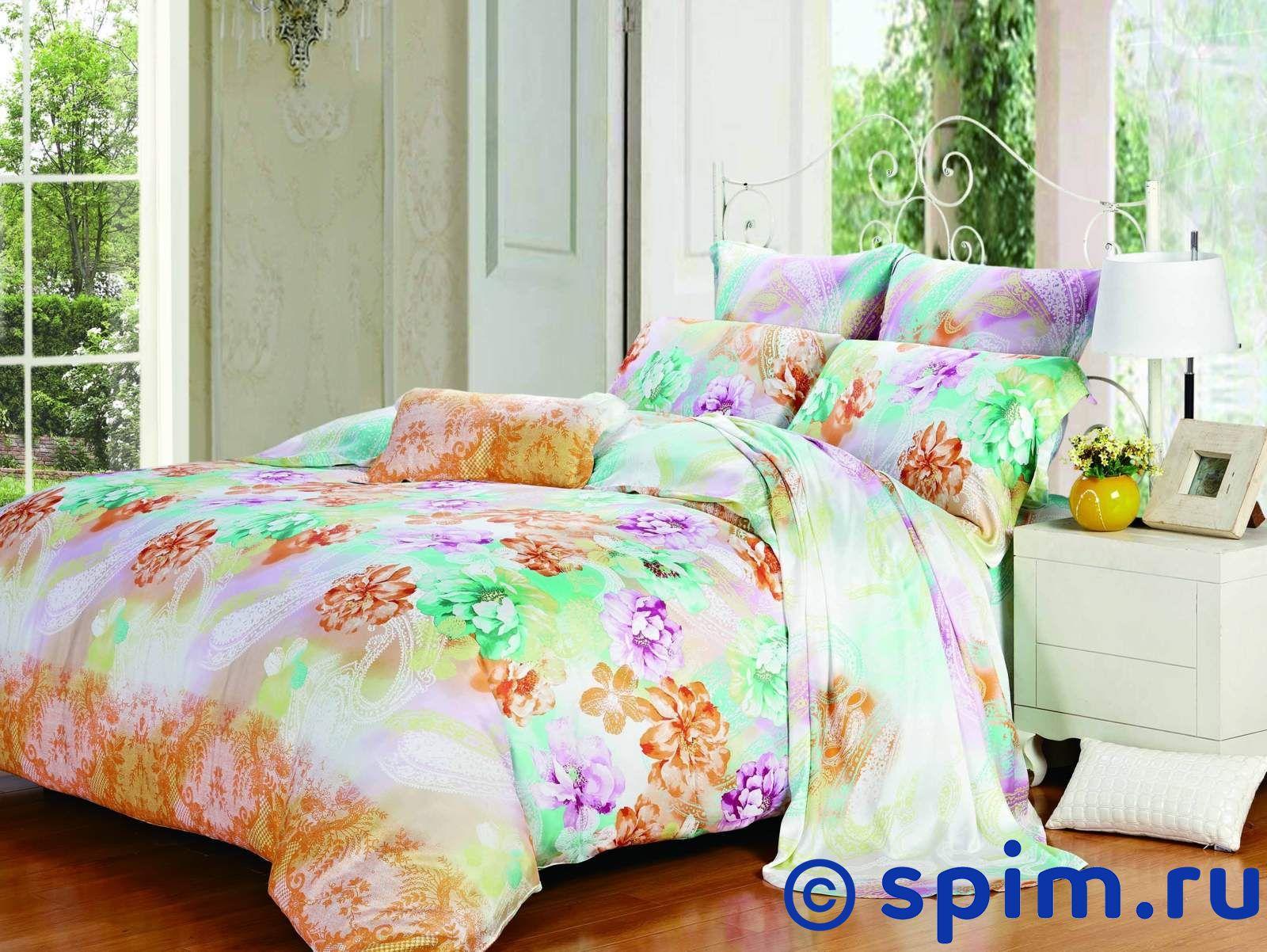 Постельное белье СайлиД E47 Евро-стандарт постельное белье luxe dream шоколад евро стандарт